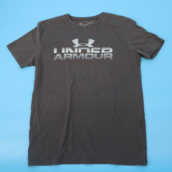 Under Armour Loose Fit Gray T-Shirt
